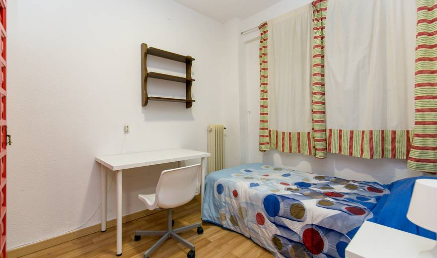 Comfortable single Room at Gonzalo Gallas