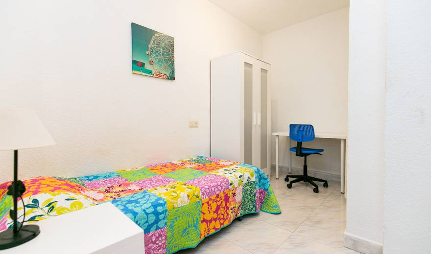 Beautiful single Room at Camino De Ronda