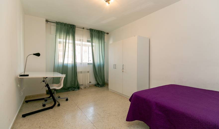 Lovely double Room at Camino De Ronda