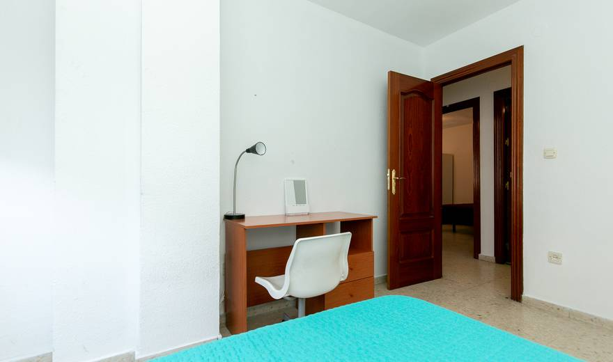 Beautiful double Room at Camino De Ronda