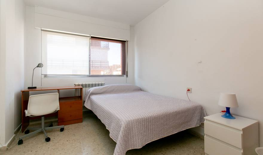 Fantastic double Room at Camino De Ronda